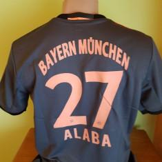 TRICOU ALABA BAYERN MUNCHEN GRI MARIMI S, M, XL, XXL - Tricou echipa fotbal, Marime: M, S, Culoare: Din imagine