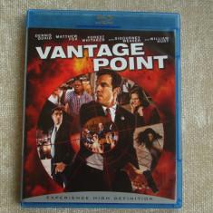 "Blu-ray Film ""Vantage Point "" Tradus - NOU, BLU RAY, Romana"