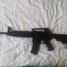 Pusca airsoft M4ai cu incarcare manuala - Arma Airsoft Cyber Gun