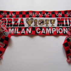 Fular fotbal AC MILAN
