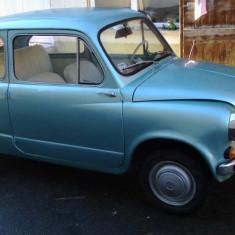 Raritate Oldtimer Zastava 750, An Fabricatie: 1964, Benzina, 70000 km, Model: 500, 762 cmc