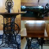 Masina de cusut Veritas 1855 pentru colecționari