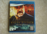"Blu-ray Film ""THE WATER DIVINER "" (Promisiunea) Tradus - NOU, BLU RAY, Romana"