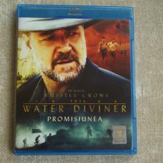 "Blu-ray Film ""THE WATER DIVINER "" (Promisiunea) Tradus - NOU, BLU RAY, Romana"