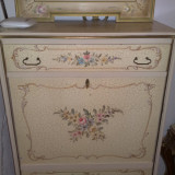 comoda/secretaire vintage stil baroc venetian