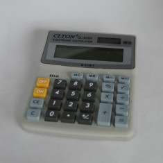CALCULATOR BIROU CLTON CL-808V