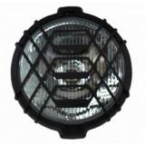Proiector auto Wesem 12/24V bec H3, 160 mm cu grilaj si suport de fixare, cu lumina de ceata, 1 buc.