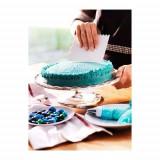 Set ornat tort si prajituri - Forma prajitura
