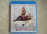 "Blu-ray Film ""MORTDECAI "" Tradus - NOU"