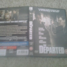 The Departed (2006) - DVD - Film thriller, Engleza