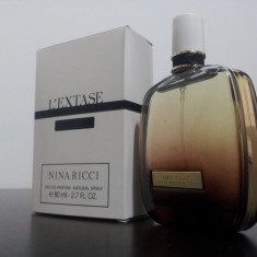 Parfum Original Nina Ricci L'Extase Eau De Parfum (100ml) - Dama Tester, 80 ml, Nina Ricci