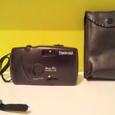 Aparat foto Panorama, posoibil functional, cu film in el, de decor, colectie - Aparat de Colectie