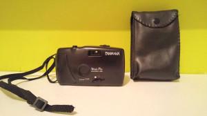 Aparat foto Panorama, posoibil functional, cu film in el, de decor, colectie