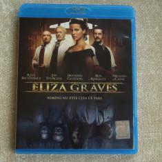 "Blu-ray Film ""ELIZA GRAVES "" Tradus - NOU, BLU RAY, Romana"