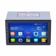 Sistem audio 2 Din Android 5.1 player GPS Wifi Bluetooth Radio 1.6G Quad Core