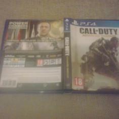 Call of Duty Advanced Warfare - PS4 - Jocuri PS4, Shooting, 18+, Multiplayer