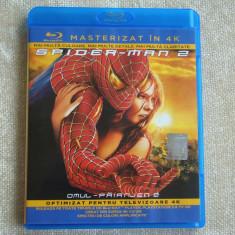 "Blu-ray Film 4K ""SPIDER-MAN 2"" Tradus - NOU, BLU RAY, Romana"
