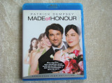 "Blu-ray Film ""MADE OF HONOUR"" Tradus - NOU, BLU RAY, Romana"