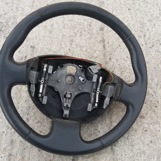 Volan piele Renault Megane 2 stare FOARTE BUNA