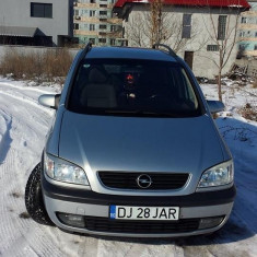 Opel Zafira, An Fabricatie: 2003, Benzina, 183500 km, 1800 cmc