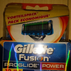 Set 12 rezerve Gillette Fusion Proglide Power