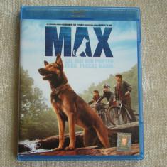 Blu-ray Film MAX Tradus - NOU