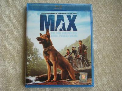 Blu-ray Film MAX Tradus - NOU foto