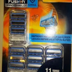 Set 11 Rezerve Gillette Fusion Proshield Chill SUPER PRET
