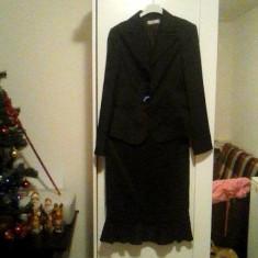 Costum - Costum dama Made in Italia, Marime: 42, Culoare: Bleumarin