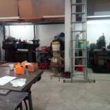Atelier mecanic (constuctii metalice) - vanzare/inchiriere