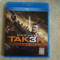 """Blu-ray Film """"TAKEN 3"""" Tradus - NOU, BLU RAY, Romana"""