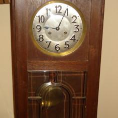 Ceas de perete cu pendul -Junghans Wurttemberg - A-32 - Pendula