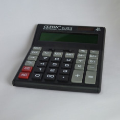 CALCULATOR BIROU CLTON CL-2012