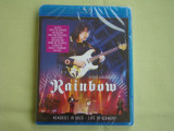 Blu-ray RAINBOW - Memories in Rock Live in Germany 2016 - NOU Sigilat, BLU RAY, universal records