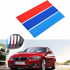 Stickere AUTOCOLANT grila BMW Auto Tuning M POWER E36 E39 E46 E60 E90 facelift - Stickere tuning