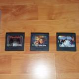 Casete Sega Game Gear-lot de 5 bucati .