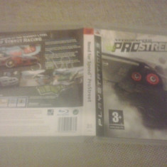 Need for Speed Pro Street - NFS - PS3 - Jocuri PS3, Curse auto-moto, Toate varstele, Multiplayer