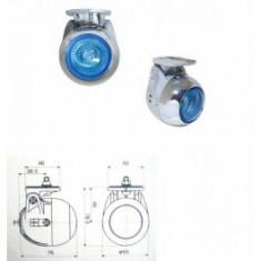 Proiectoare de ceata Cromate 12V - H3 - 55W, set 2 buc.