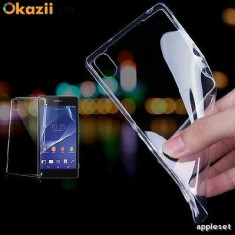 Husa HUAWEI Honor 8 TPU Ultra Thin 0.3mm Transparenta - Husa Telefon Huawei, Gel TPU, Fara snur, Carcasa