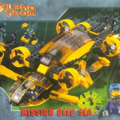 Lego 4794 Alpha Team Command Sub