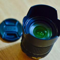 Obiectiv DSLR Nikkor Nikon 18-105mm f/3.5-5.6G ED VR