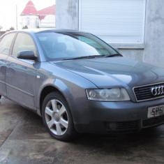 Audi A4, 1.9 TDI, an 2001, Motorina/Diesel, 136000 km, 1898 cmc