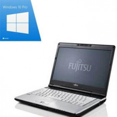 Laptop Refurbished Fujitsu LIFEBOOK S751 i3 2330M Win 10 Pro