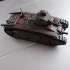 Macheta tanc WW1, scara 1:72