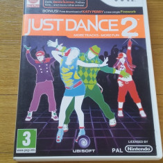 Wii Just dance 2 - joc original PAL by WADDER - Jocuri WII Ubisoft, Simulatoare, 3+, Multiplayer