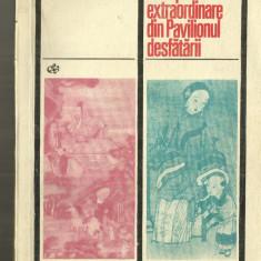 [39] INTIMPLARI EXTRAORDINARE DIN PAVILIONUL DESFATARII - P.SUNF LING - Carte poezie