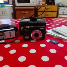 Nikon COOLPIX L25 - Aparat Foto Nikon COOLPIX L25
