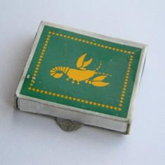 Cutie chibrituri cu semne zodiac, Iugoslavia