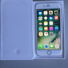 iPhone 6 Apple 16GB Gold Auriu NEVERLOCK APROAPE NOU FULL BOX |VANZATOR GOLD+CADOU, Neblocat