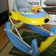 Vand Premergator DHS Baby 2 in 1in stare foarte buna, Albastru